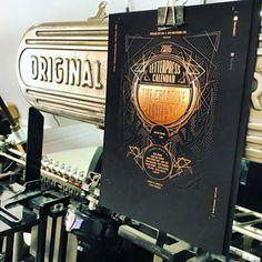 2016 letterpress calendar printing and last kickstarter hours