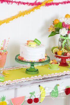 Tutti Frutti Party -