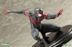 MARVEL ULTIMATE SPIDER-MAN ARTFX+ STATUE