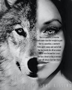A goddess. No princess here. It is in my blood and soul. Goddess Warrior, I Am A Warrior, Wolf Goddess, Warrior Spirit, Divine Goddess, Woman Warrior, Strong Woman Tattoos, Wolf Tattoos For Women, A Strong Woman