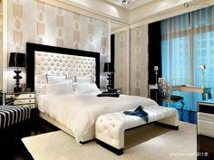 master bedrooms | master bedroom wallpaper decoration. Modern bedroom, modern bedroom ...