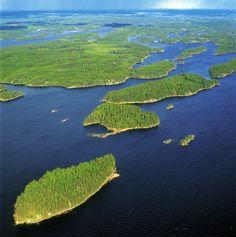 Lake Saimaa, Lappeenranta, Finland