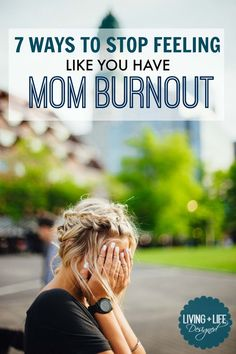 I love these tips to help me get out of the mom burnout rut. It's all about the little changes that make a big impact. Thanks for the tips!