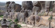 Alien Facts, Cave Drawings, Before The Flood, Stone Lion, Fu Dog, Ancient Mysteries, Stone Work, Stone Carving, Pegasus