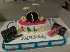 Birthday  Rock And Roll