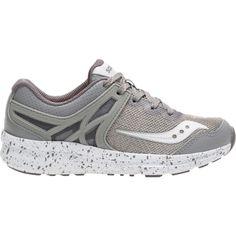 Saucony Kids' Preschool Velocity Running Shoes, Girl's, Gray