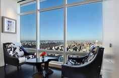 Manhattan Pied a Terre by Suzanne Lovell