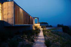 elton_léniz arquitectos asociados » Casa Casablanca