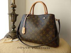 Louis Vuitton Montaigne MM Monogram > http://www.npnbags.co.uk/naughtipidginsnestshop/prod_4449241-Louis-Vuitton-Montaigne-MM-Monogram.html