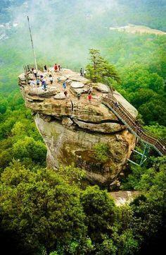 Chimney Rock, North Carolina July 2006