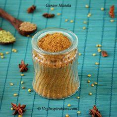 Homemade garam masala- Curry powder