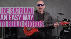 """Joe Satriani's Guide to Building Chords from """"Stacked"""" Fourths"""