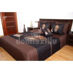 3D prehoz na posteľ hnedej farby s leopardom Bed, Furniture, Home Decor, Decoration Home, Stream Bed, Room Decor, Home Furnishings, Beds, Home Interior Design