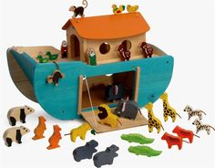 Classic Noah's Ark