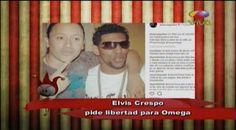 Elvis Crespo Pide La Libertad Para Omega El Fuerte