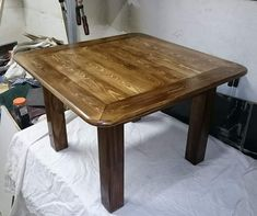Coffee table created by Gavin Almeida using Woodoc Gel Stain Antique Oak and Woodoc Stain Colors, Colours, Design Development, Stains, Coffee, Antiques, Wood, Table, Furniture