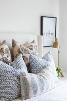 1000 ideas about pillow arrangement on pinterest bed pillow