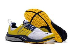 cheap for discount d42b6 480b0 Find Nike Air Presto Mens Yellow Dark Blue online or in Nikelebron. Shop  Top Brands and the latest styles Nike Air Presto Mens Yellow Dark Blue at  ...