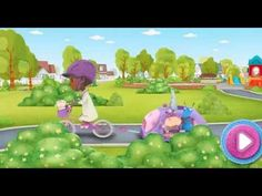 Disney's Doc McStuffins - The Doc Mobile Episode 1
