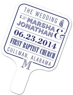 Custom Wedding Supplies has the Wedding Products you're looking for! Wedding Fans, Wedding Supplies, Personalized Items
