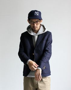 Inventory Magazine - Inventory Updates - Nanamica Stretch Wool CyclingJacket