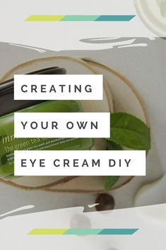 Eye Cream - Skin Care Tips That Work For Busy People * Check this useful article by going to the link at the image. Skin Care Cream, Eye Cream, Healthy Skin, Skin Care Tips, Create Your Own, Eyes, Link, Ethnic Recipes, Check