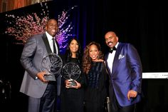 The Steve & Marjorie Harvey Foundation Hosts Powerful Night of Inspiration at 2014 Gala Presented by Coca-Cola