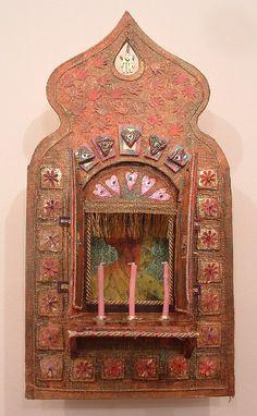 Angie Hughes Indian Book Shrine