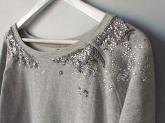 Beads Sweater