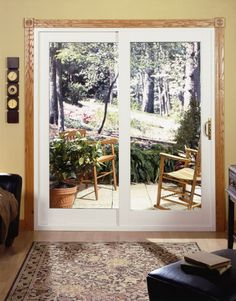 Amerimax Windows and Doors offers a wide range of windows, doors and patio doors. Our vinyl replacement windows are individually engineered to far exceed industry standards for energy efficiency, quality and value. Porch Sliding Doors, Sliding French Doors, Sliding Glass Door, Glass Doors, Replacement Patio Doors, Vinyl Replacement Windows, Transom Windows, Windows And Doors, French Door Sizes