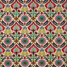 Leonora by Pindler used in the Material Girl Blog post titled Intriguing Indian Interiors.