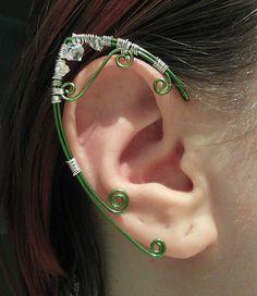 Elf Ear Cuffs Made By Kozee Cuff Jewelry