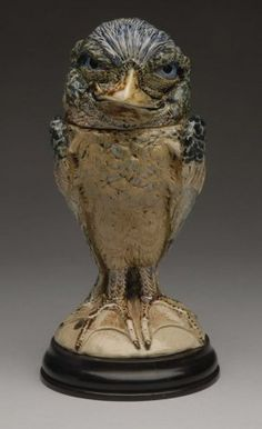 1000 Images About Martin Brothers Wally Birds On Pinterest Pottery Brother And Jars