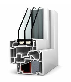 The KF410 is the latest in a range of UPVC and UPVC/aluminium window systems from Internorm, the leading window brand in Europe.