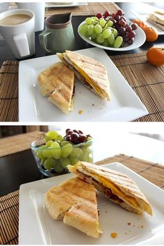 Perfect Breakfast Sandwiches - simple and delicious! Egg And Cheese Sandwich, Bacon Egg And Cheese, I Love Food, Good Food, Yummy Food, Healthy Breakfast Recipes, Clean Eating Recipes, Breakfast Sandwiches, Dessert For Dinner