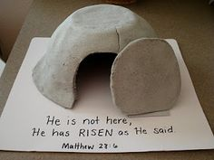 No Longer Conforming...: Empty Tomb Craft