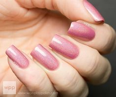 Princess Diaries - Pink Ultra Holographic Nail Polish