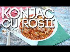 KONJAC A LA PROVENCALE - YouTube Unt, Pasta, Gluten, Dukan Diet, Pasta Recipes, Pasta Dishes