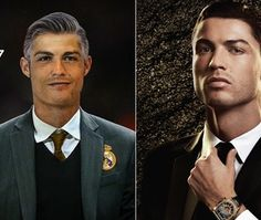 بالصور: كيف سيصبح شكل مشاهير كرة القدم في الكِبر، وما هي المناصب المتوقع أن يشغلوها؟  #كرة_القدم #رياضة #Football #Sport #Alqiyady #القيادي