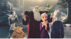 Jelsa- Elsa and Jack Frost - Frozen on We Heart It Jelsa, Minecraft Pixel Art, Minecraft Skins, Minecraft Buildings, Disney Princesses And Princes, Jack Frost And Elsa, Hero's Journey, Rise Of The Guardians, Ladybug Comics
