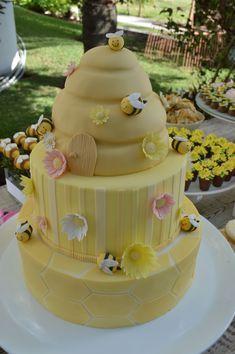uma festa de abelhinha para sophia