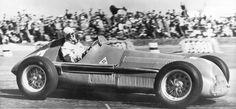 1950 Giuseppe Farina, Alfa Romeo 158