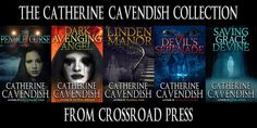 Catherine Cavendish: Witches, Ghosts, Demons and a Dark Avenging Angel ...