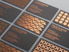 Resultado de imagem para texture copper business card