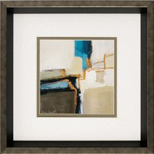 Released I / II 2 Piece Framed Painting Print Set