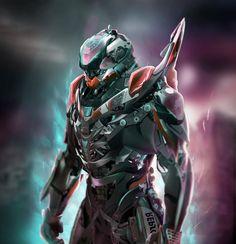 Combat Suit by Oeasis on deviantART. Visit http://digitalart.io for more digital art.