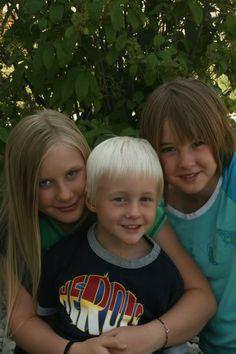 Rebekah, Sammy and Sarah