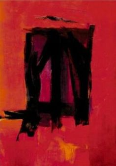 Franz Kline: Red painting, Art Print, Canvas on Stretcher, Framed Picture Action Painting, Acrylic Painting Lessons, Oil Painting Abstract, Abstract Art, Painting Art, Watercolor Painting, Franz Kline, Willem De Kooning, Robert Motherwell