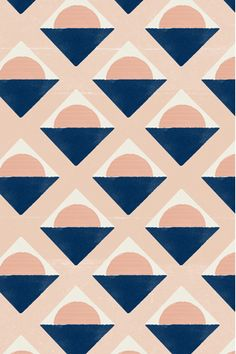 ideas flowers print pattern textile design for 2019 Geometric Patterns, Graphic Patterns, Color Patterns, Print Patterns, Geometric Shapes, Simple Geometric Pattern, Geometric Graphic, Geometric Fabric, Fun Patterns
