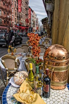 Little Italy, NYC - click on the image for a Guide to NYC's 10 Must-Try Italian Restaurants by TheCultureTrip.com!